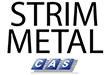Strim Metal Logo